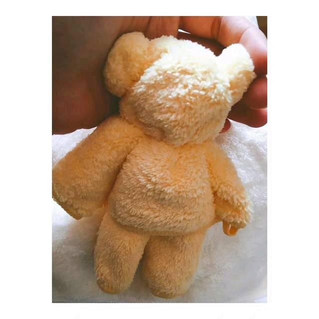 折叠动物毛巾_可以折叠可爱的动物的毛巾 超柔