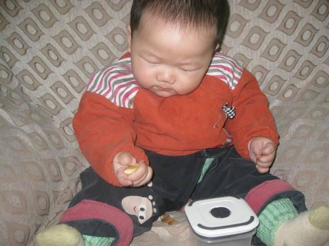 自制宝宝的零食--手指饼干_宝宝六个月可以吃