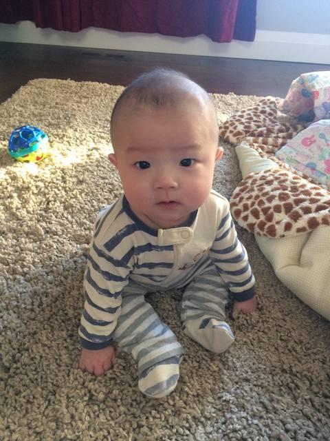 五个月宝宝添加辅食后 一天奶量多少呀_请添加
