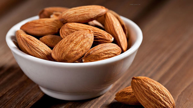 孕妇不能吃哪些食物之杏仁,杏核仁,杏子,木落子,苦杏