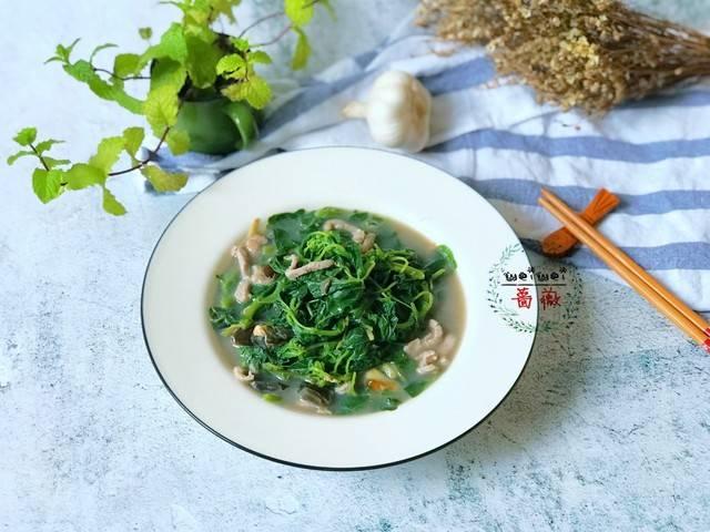 夏天美食的野菜,介绍下火上汤巨价格,你吃过地址常见成都美味清热图片